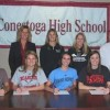 21 Conestoga athletes commit to colleges