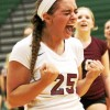 Volleyball: Two from Central League earn All-State honors
