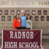Three Radnor athletes sign letters of intent