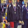 Girls Swimming: Resweber surprises herself with silver in 500 free