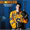 All-Delco Ice Hockey Player of the Year: Springfield's leading man was unmistakably Brawley