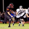 Football: Fisher helps Penncrest hold on for victory