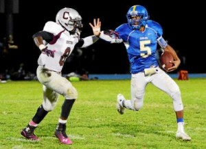 Football: Springfield's defense helps keep Conestoga at bay