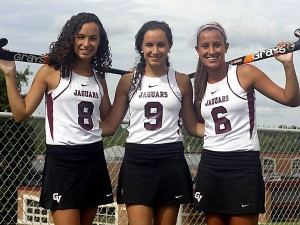 Field Hockey: Seeing triple- Valerio sisters helping Garnet Valley