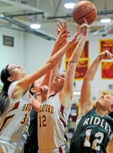 Girls Basketball: Reynolds, O'Halloran have Haverford on a roll