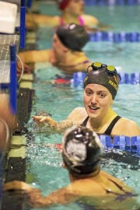 Girls Swimming: Haverford's Hart breaks Delco mark to win district butterfly title