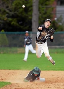 Baseball: Strath Haven goes on offense to back Eiel