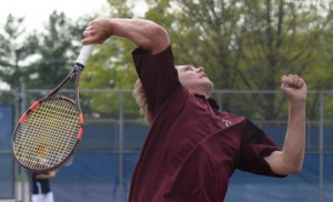 Boys Tennis: Radnor's Frigerio earns All-Central nod