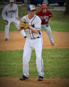 SHS JV Baseball - April '15 - Strath Haven and Radnor - FC