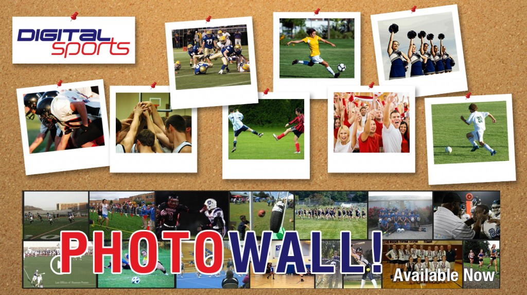 Have you checked out the DigitalSports Photowall yet?