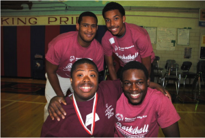 Christiana Students Host Second-Annual Special Olympics Basketball Competition