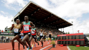 Eugene, Oregon to host the 2021 World Athletics Championships